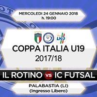 Il Rotino - IC Futsal