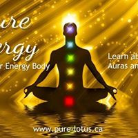 Pure Energy - Discover Your Energy Body Workshop