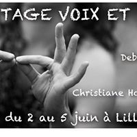 Stage Voix et Danse