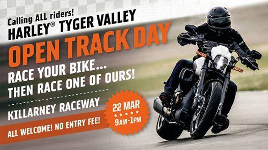 Track Day at Killarney Raceway