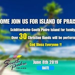 Island of Praise 2019 at Schlitterbahn South Padre Island, South