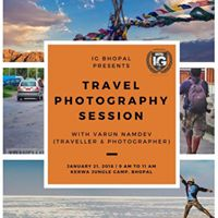 Travel Photography Session - Ig Bhopal