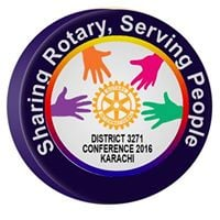 Rotary District 3271 Conference in association with AEFest