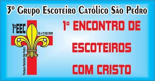 I EEC - Encontro de Escoteiros com Cristo
