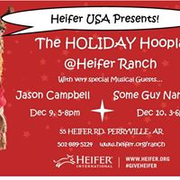 Heifer Ranch The Holiday Hoopla