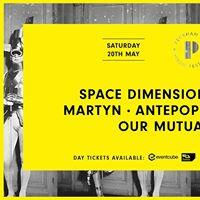 Inverted Audio x Peckham Rye Music Festival 2017