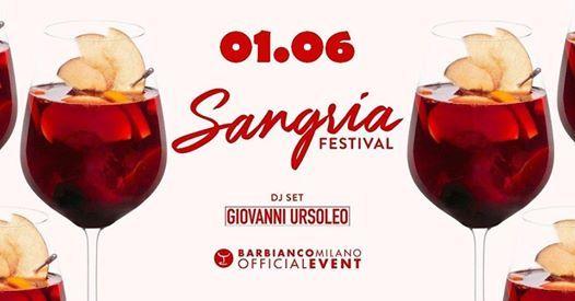 Terrazza Bar Bianco Sangria Party Free Entry Lista