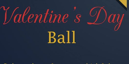 Royal Valentines Day Ball
