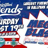3-D MEGA BLAST Fireworks