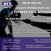 Workshop- Fitness Kick Boxing