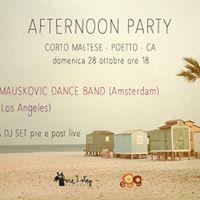 Corto Maltese Afternoon PARTY parte III