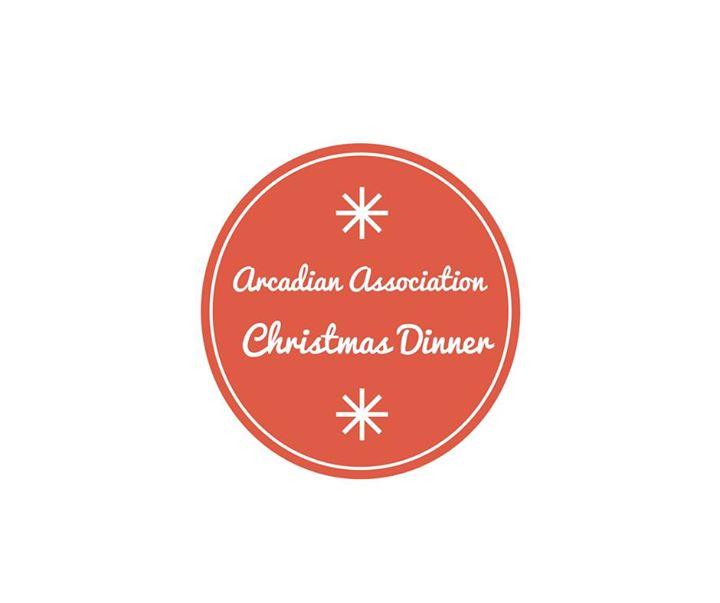 Arcadian Association Christmas Dinner
