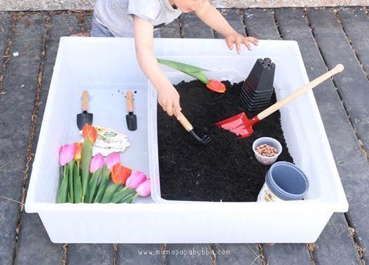 Atelier senzorial Montessori n grdina theKid