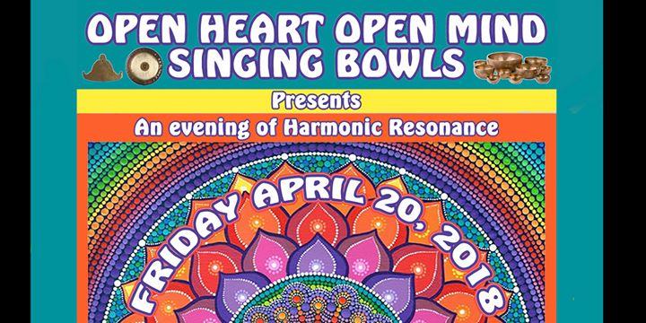Harmonic Resonance Singing Bowl Concert