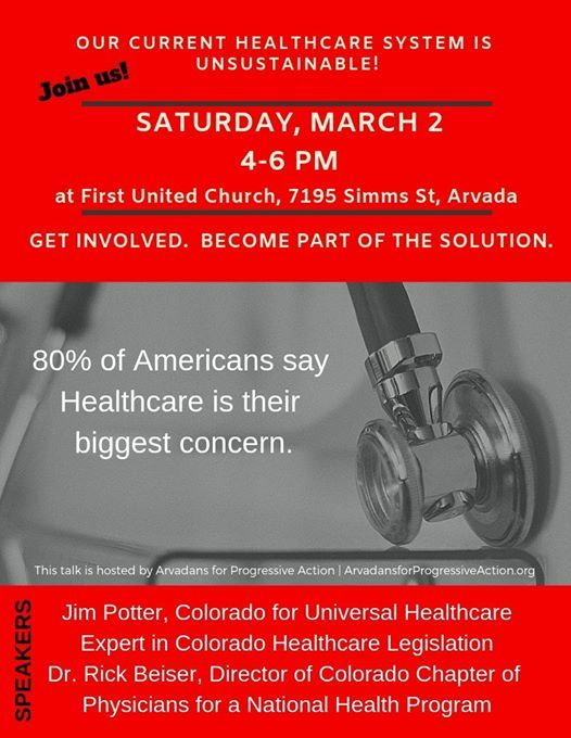 APA General Meeting on CO Healthcare