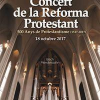 Concert de la Reforma Protestant