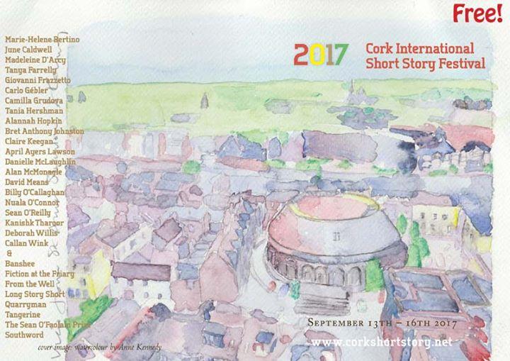 2018 Cork International Short Story Festival