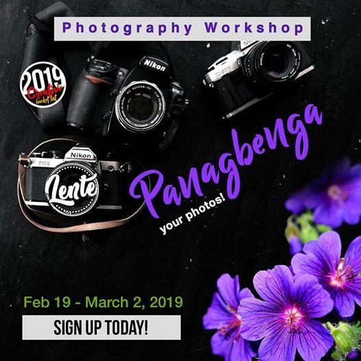 Lente Photography Workshop