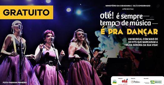 Ol  sempre tempo de msica  Belo Horizonte - Gratuito
