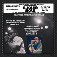 LiquidSoulCLE Presents Kennedy BlaQ Live 62817