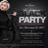 Ultimate Black Party 2017