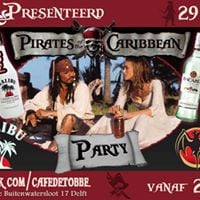 Pirates of the Caribbean party