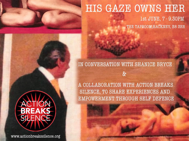 His Gaze Owns Her - In Conversation