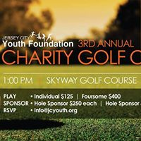JCYF 3rd Annual Golf Charity Event