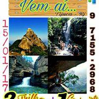 Bico Do Papagaio E Cachoeira Das Almas