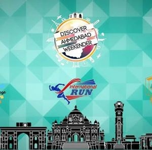 Worlds Largest Lesson - Discover Ahmedabad Weekender 2018