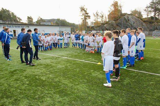 NF Team Training Bergen 2008-2010