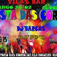 WILD PARTY FESTA DAS CORES