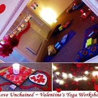 Love Unchained - Valentines Yoga Workshop