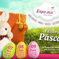 Expo Mix Mes e Filhas...Edio Pscoa