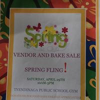 Tyendinaga Public School Vendor Show