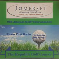 Somerset Education Foundation 9th Annual Golf Tournament