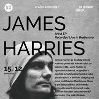 James Harries  Vnoce Na jednom behu