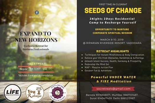 SEEDS OF CHANGE - Level 1