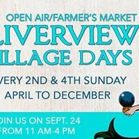 Riverview Village Days - Open Air  Farmers Market