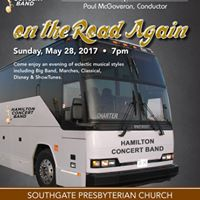 On the Road Again (The Hamilton Concert Band)