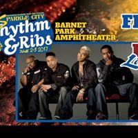 Sparkle City Rhythm &amp Ribs ft BBQ Contest Jon B and Dru Hill