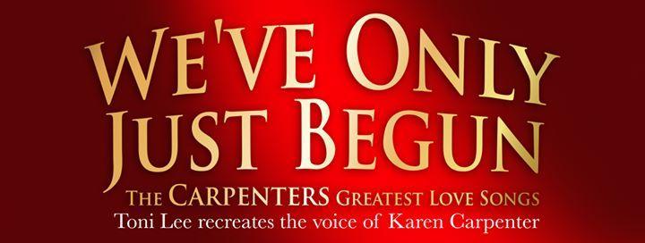 Toni Lee is back as Karen Carpenter Cork Opera House