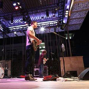 Benton Lawson Band Live at Dog Haus Biergarten Anniversary Event