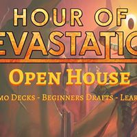 Magic the Gathering Open House