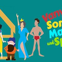 Auditions for Vanya and Sonia and Masha and Spike
