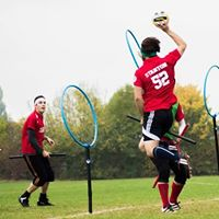 Southampton Quidditch Club Taster Session 1