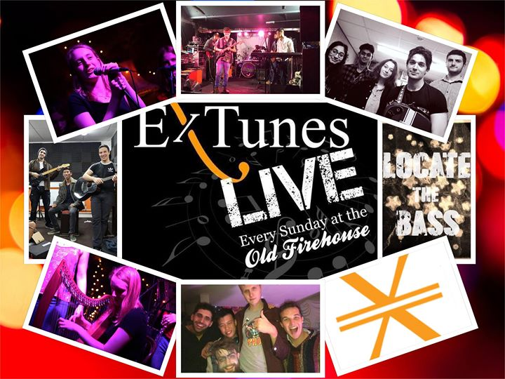 ExTunes Live - The Old Firehouse 28th Jan 2018