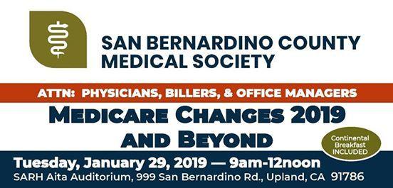 Medicare Changes 2019 and Beyond at San Antonio Regional
