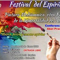 VI Festival del Espritu Barranquilla 2018&quot Domingo 28 Enero 9