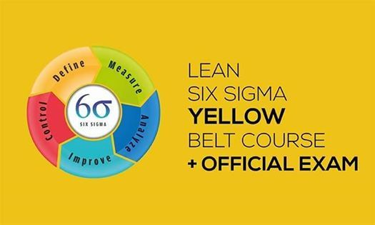 Lean Six Sigma Yellow Belt Athens